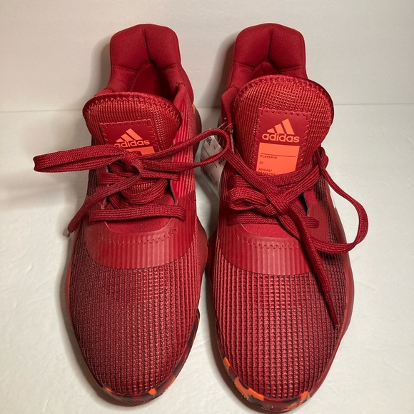 Adidas 2019 Pro Bounce Low's Red
